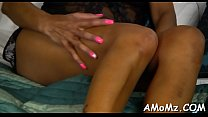 Hot mama is fingered and fucked Thumbnail