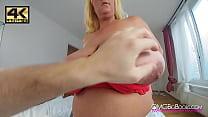 POV grabbing Emilia Boshe's natural tits [4K] Preview