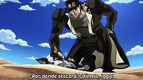 jojo's bizarre adventure stardust crusaders Egypt Arc capitulo 2 (sin censura)