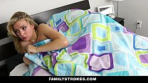 FamilyStrokes - Daddy fucks step daughter every time mommy leaves tumblr xxx video