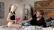 Stepfather snifing daughter panties thumb