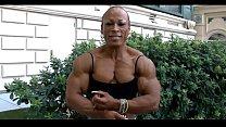 9144 Muscular Women , Biceps preview
