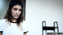 PURE TABOO Teen Lesbian Uma Jolie Tricked into Sex by Her Step-Brother Vorschaubild