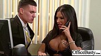 Hardcore Sex In Office With Bigtits Nasty Wild Girl vid-21