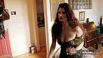 Brianna Davies - Video Lookbook 1 - Sexy brunette big natural tits preview image