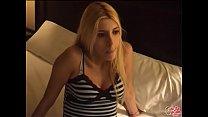A very hot Argentine blonde, Cintia
