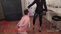 [AsianMeanGirls] Ballbusting balls with angry S...