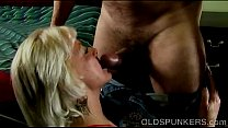 Super cute sexy old spunker loves it when you cum in her mouth Preview
