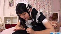 Hikaru Morikawa loves pleasing her master with sex thumbnail