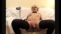 Valery Squirting For Master