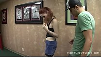 nicole snow pussy ◦ Hot Redhead Wife Fucked In Front Of Her Husband thumbnail
