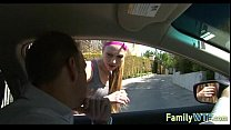 Husband And Wife Fuck The Babysitter 401