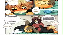 no pain no gain | manga yaoi furry