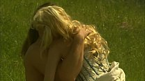 Eva Takes The Big Fat Cock After Her Pussy Licking Good And Wet In The Wild & Secundaria xxx thumbnail