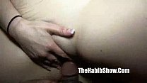 blonde thick freak luvs arab dick and sexy toys