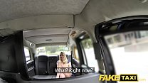 Fake Taxi New driver gives local hot blonde good anal sex Vorschaubild