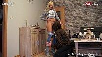 My Dirty Hobby - SamAngel vom Einbrecher gefickt Vorschaubild