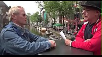 Horny Grandad Takes A Tour In Amsterdam 039 S Redlight District
