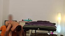 My name's Lisa, 37yo masseuse, and I will film myself fucking a patient thumbnail