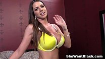 Brooklyn Chase Fucked by Mandingo