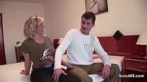 Mutti und Vati aus Dresden beim Porno Casting a... Thumbnail