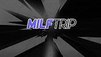 MILFTRIP Blonde MILF Kit Mercer Fucks Lucky Neighbor - 69VClub.Com