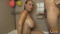 Big Titty House Wife Charlee Chase Sucks Her Hu