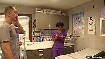 teen-Sexy nurse cum extraction thumbnail