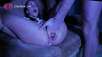 Lilu Moon Riding on Huge Cock and Multiple Orgasm صورة