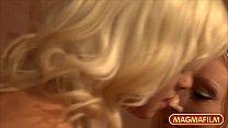 MIA MAGMA Blonde German Threesome thumbnail
