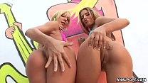 Anal whores needs deep dicking # Amy Brooke and Sheena Shaw - 9Club.Top