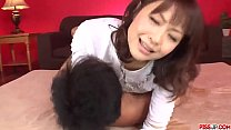 Rare scenes with Maika getting both holes drilled hard - More at Pissjp.com image