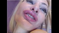 Huge Webcam Tits Blonde Slut -@ErickDarkeBadass.com [큰 젖꼭지 Big Nipples]