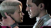 Mass Effect Andromeda Cora Sex Scene Preview