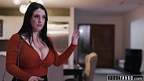 PURE TABOO Virtual Assistant Angela White Coerces Couple Into Fucking preview image