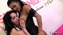 Busty Loads • Dionne Mendez & Jasmine James show in HD thumbnail