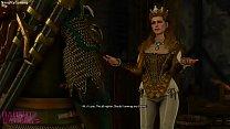 The Witcher 3 Duchess Anna Henrietta Sex scene mod