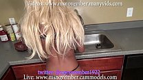 Step Brother Blackmail Ebony Teen Step Sister I...