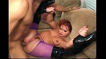 Katja Kassin anal in pantyhose thumbnail