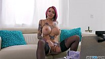 Spizoo - Anna Bell Peaks fuck her step brother,...