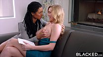 BLACKED Kendra Sunderland Meets Mandingo - 9Club.Top