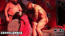 Porno Caperucita Roja y los enanos folladores del infierno