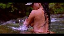 Naked River Bath - Army Girl Real Vorschaubild