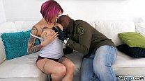 Spizoo - Anna Bell is punished by a monster BBC, big boobs & big booty Vorschaubild