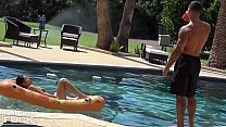 Mr. Latino Heat Gets Rough With Sexy Tight Teen Latina. HARD ROUGH SEX - VideoMakeLove.Com