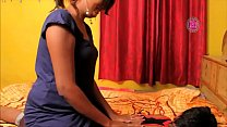 Desi Girl Swathi Naidu Romance With Husbend Brother Latest Video 2015 Preview