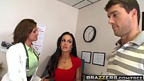 Doctors Adventure - (Angelina Valentine, Tory Lane, Ramon) - Hands On Procedure - Brazzers video