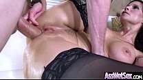 Hard Anal Sex On Cam With (syren de mer) Big Butt Girl Oiled All Over clip-28