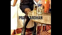 Pranya Tease Dance for her Friends