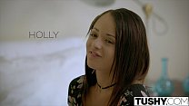 Tushy Naughty Girl Holly Hendrix Gets Anal From Friends Father